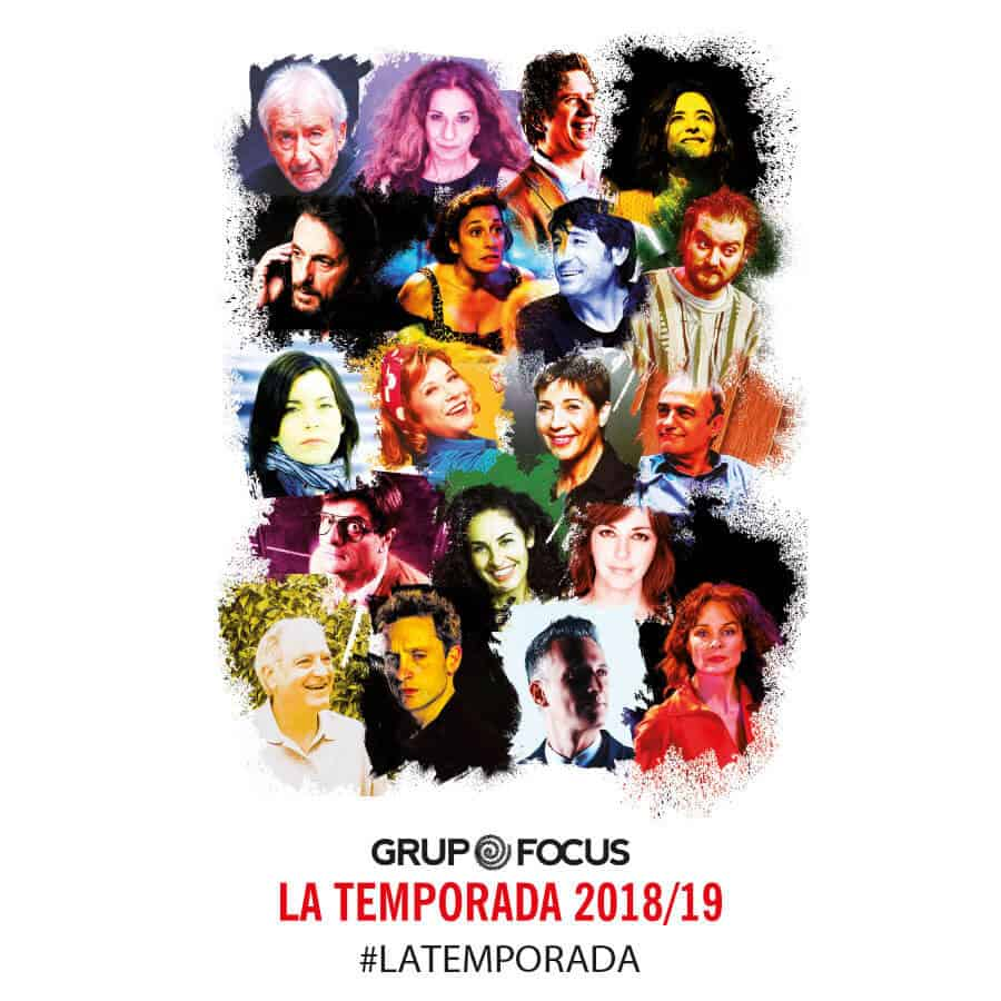 la temporada teatres grup focus barcelona